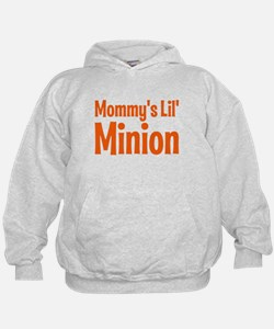 Mommys Lil Minion Hoodie