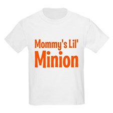 Mommys Lil Minion T-Shirt