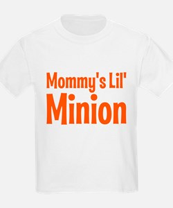 Mommys Lil Minion T-Shirt