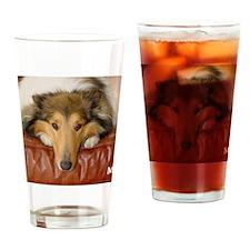 Macy Calendar copy Drinking Glass