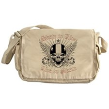 LIVE_TO_SKATE Messenger Bag