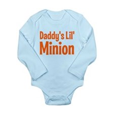 Daddys Lil Minion Body Suit
