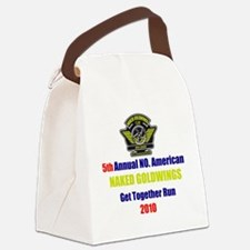 get-together-run-2010 Canvas Lunch Bag