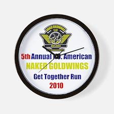 get-together-run-2010 Wall Clock