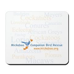 Background Species Mousepad