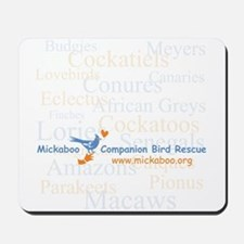 Background Species Mousepad