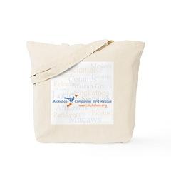 Background Species Tote Bag
