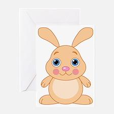 bunny1 Greeting Card