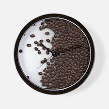 coffee_beans3 Wall Clock