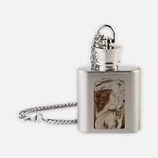 2-mocha_HUGE Flask Necklace