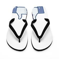 Afghan-Hound08 Flip Flops
