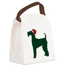 Airedale-Terrier23 Canvas Lunch Bag