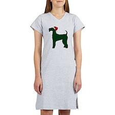 Airedale-Terrier23 Women's Nightshirt