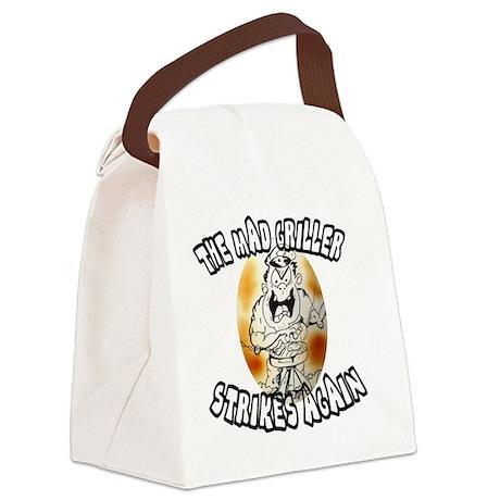 tshirt1-001 Canvas Lunch Bag