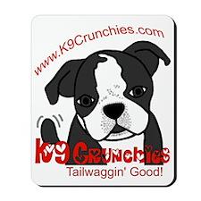 K9 Crunchies Mousepad