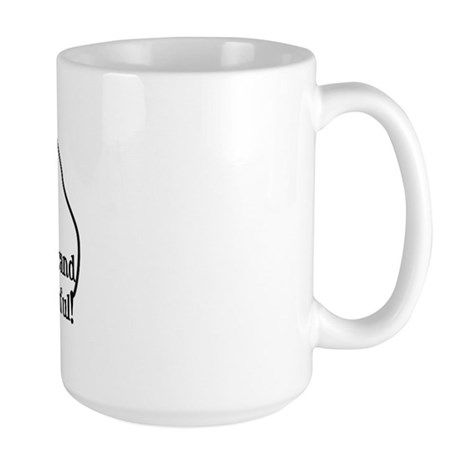 Beauty Shop Magic Large Mug