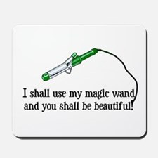 Beauty Shop Magic Mousepad