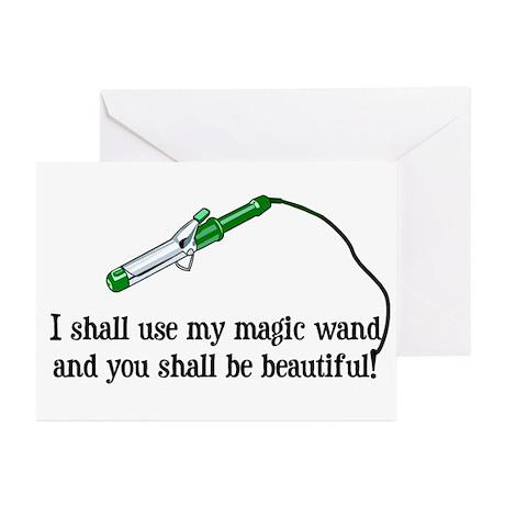 Beauty Shop Magic Greeting Cards (Pk of 10)