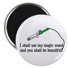 Beauty Shop Magic Magnet