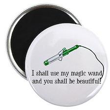 Beauty Shop Magic Magnet