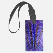 MultiDimensionalPurJOURNAL Luggage Tag