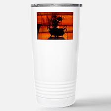 Alabaster Red Travel Mug