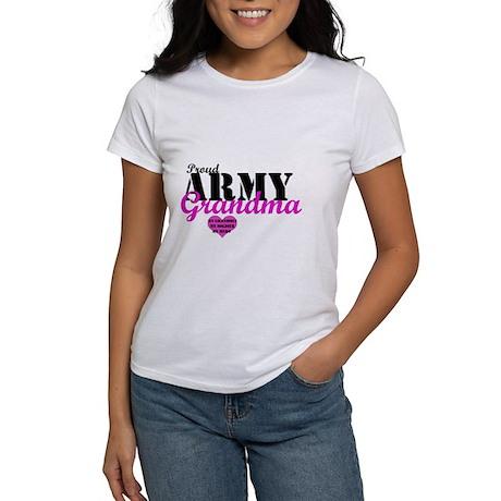 Army Grandma Women's T-Shirt