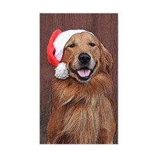 Santa Riley Decal