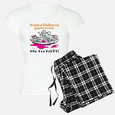 12x12PinkTeaSet Pajamas