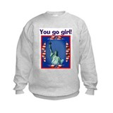 4th of july Crew Neck
