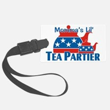 Lil_TeaPartier Luggage Tag