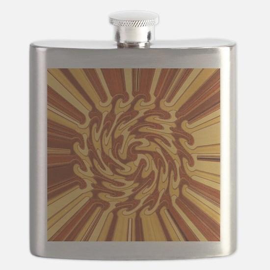 shaky version golden Flask