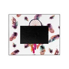 Hipster Watercolor Dreamcatcher Feat Picture Frame