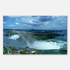 Niagara Falls Rainbow Decal