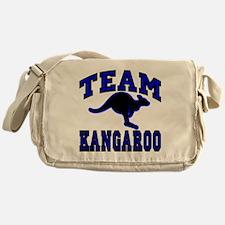 Team Kangaroo B1cx Transparent Messenger Bag
