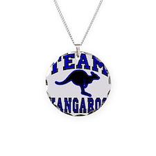 Team Kangaroo B1cx Transpare Necklace