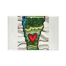 love VT Magnets