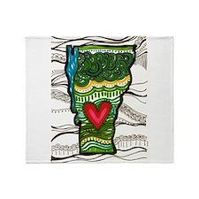 love VT Throw Blanket