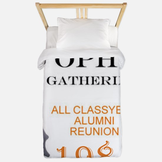 OPHS all class gathering 1984 Twin Duvet