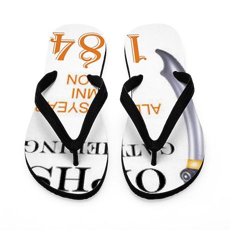 OPHS all class gathering 1984 Flip Flops