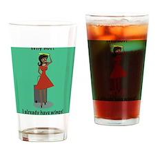 2-AngelAAFA Drinking Glass