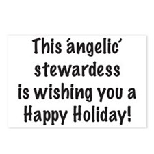 InsideAngelCardHHST Postcards (Package of 8)