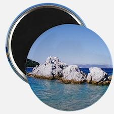 SKOPELOS ROCKS TILE 1050 X 1050 Magnet