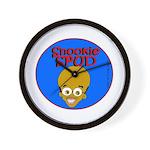 Snookie Spud Wall Clock