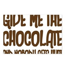 givemechoco Postcards (Package of 8)