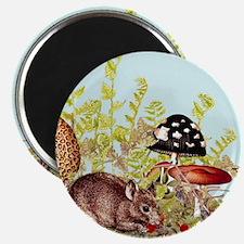 woodland mouse-mousepad Magnet