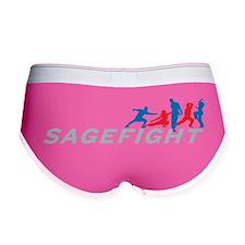 Sagefight Logo Final Women's Boy Brief