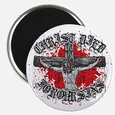 Christ Died Magnet