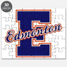 Edmonton Letter Puzzle