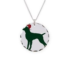 German-Wirehaired-Pointer23 Necklace